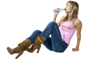 Lose weight with our water tracking bottles!
