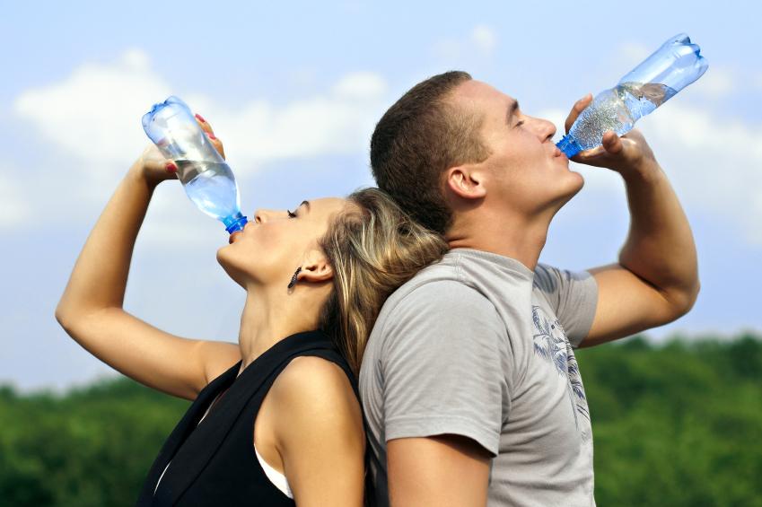 Những điều cần lưu ý khi tập luyện ngày nắng nóng - Ảnh 1