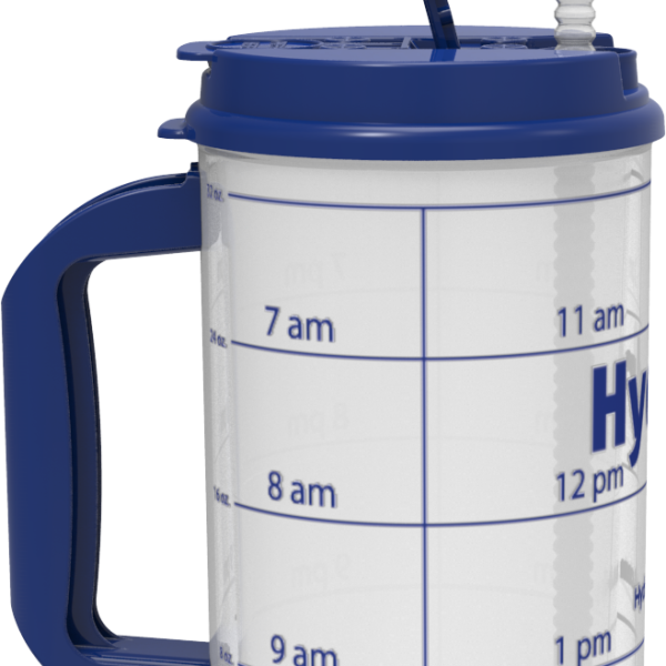 Amazon.com: Hydr-8 Water Bottle - Time Marked Air ...